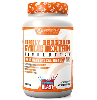 cyclic Dextrin Workout BCCA