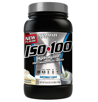 protein powder, isolate